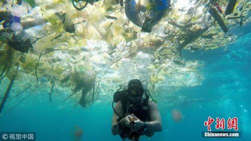 在不远的将来,是不是连呼吸都能吸入塑料?