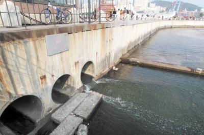 拱墅零直排污水监测系统或将接入杭州 年底实现智慧治水