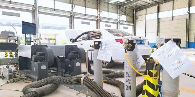 邓州新增一家机动车检测机构,将于9月1日正式运营