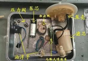 汽油泵坏了什么表现?汽油泵吱吱响解决方法