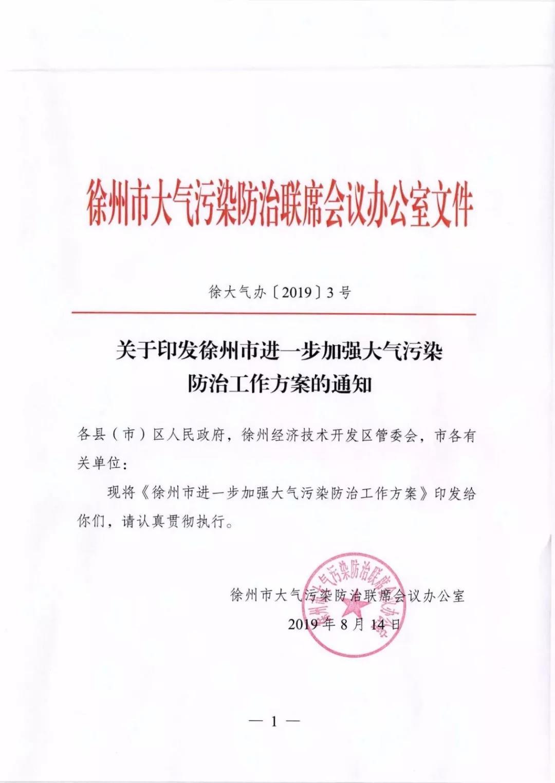 限产!停产!江苏徐州60多家化工企业被列入强制减排或强化管控企业名单