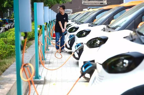 中国将支持有条件的地方建立燃油汽车禁行区试点