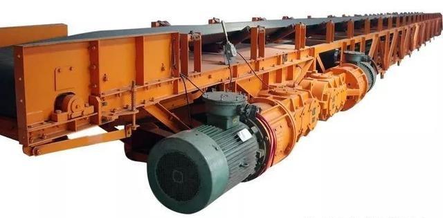 矿山用皮带输送机减速机断轴3种原因