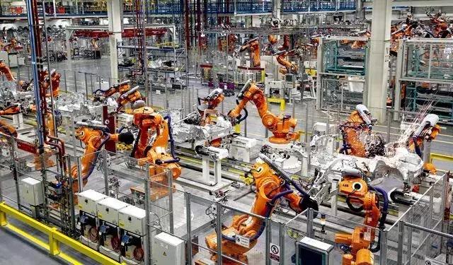 全球首条无人生产线落地adidas代工厂天源智造