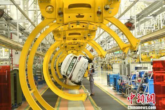 """海外华媒赞""""重庆造""""新能源汽车:有实力参与国际竞争"""