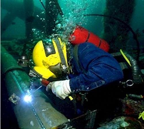 水下焊接、这些深海比赛项目你了解多少?