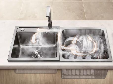 洗碗机哪个好,超声波洗、喷射式、全自动洗碗机工作原理