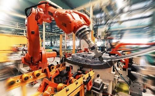 """中小企业""""机器换人""""面临资金不足,专业人才缺乏等问题"""