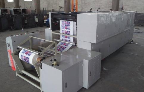 柔印机械印刷过程中的中调网点增大改善方法