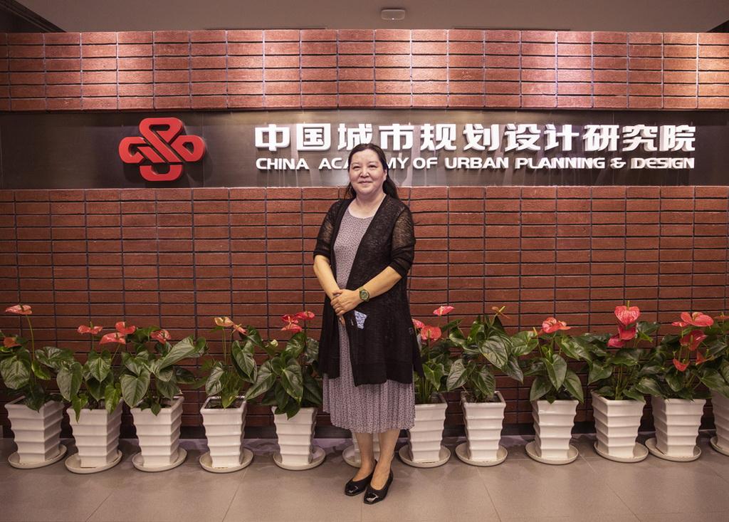 张菁——城市建设规划师