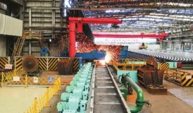 东方集团附属公司津西钢铁与防城港市政府签订近300亿元投资协议