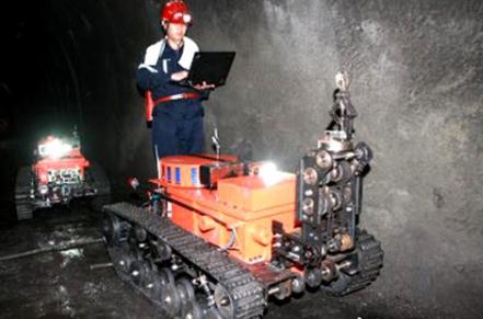 煤矿机器人发展势头迅猛 煤矿智能化转型是大势所趋