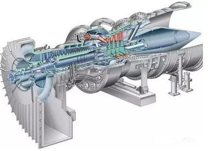 燃气轮机与汽轮机的区别(异同)