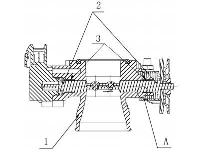 铁氟龙喷涂加工应用于节气门用轴承