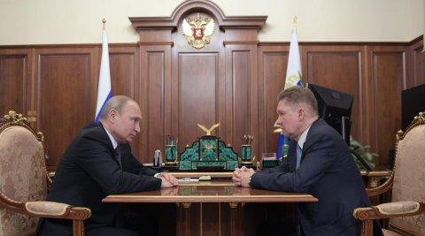普京拟再建一条中俄东线天然气管道