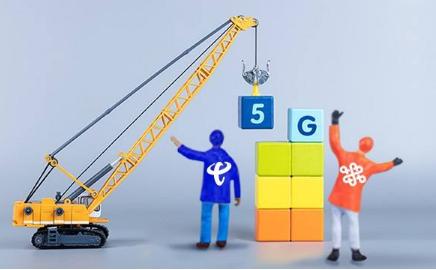 联通电信共建共享5G网络框架合作 每家运营商可节省2000亿