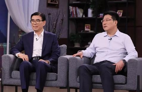 对话清华大学魏少军、紫光集团董事长赵伟国:我国芯片行业该如何发展?