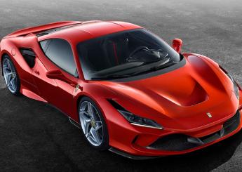 法拉利F8 TRIBUTO正式发布,百公里加速仅需2.9秒