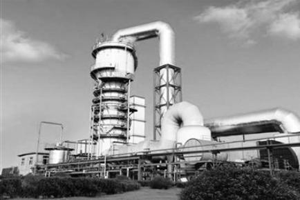 热电厂氨法脱硫烟气拖尾及其解决措施详解