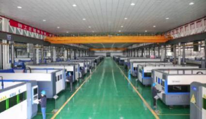 大族激光切割机助力农机装备产业升级,提升钣金件加工效率