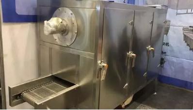 自动化食品干燥设备来加速虾皮产业标准化发展