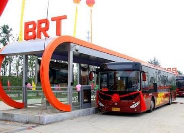"""城市公交系统正面临严峻经营压力,BRT或成为城市改善出行的""""良药"""""""