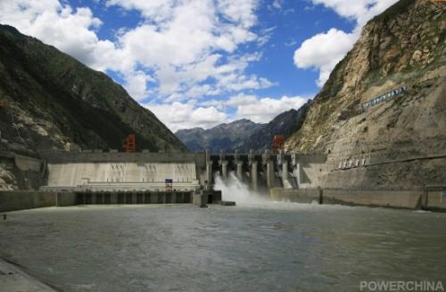 中国藏木水电站很环保对印度有影响但是不大