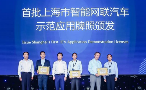 上海允许企业进行自动驾驶载人测试,自动驾驶商业化还有多远?