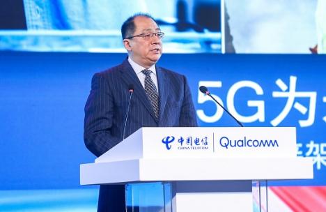 高通中国董事长孟樸:5G赋能,共建未来