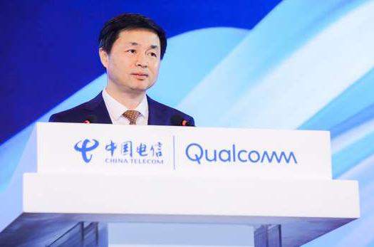 中国电信董事长柯瑞文:繁荣5G生态共筑美好生活