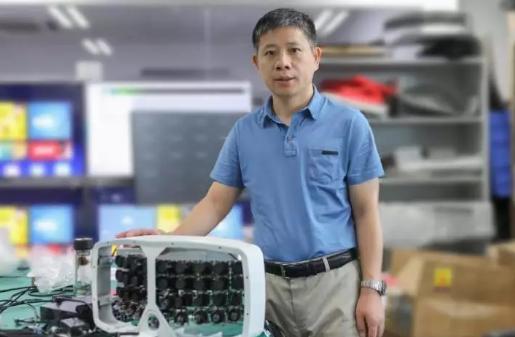 复旦大学曾晓洋团队研发出五亿像素云相机,远超人眼分辨极限像素