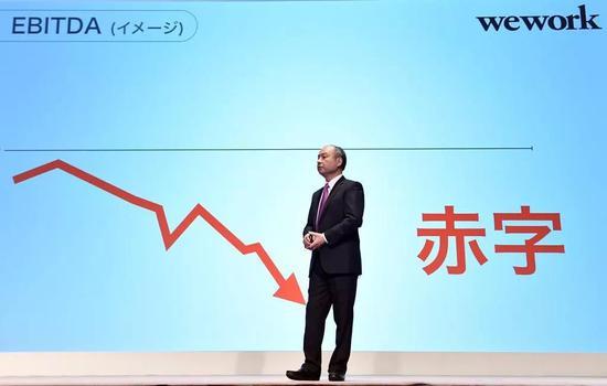 投资WeWork失败会让Softbank一蹶不振吗?