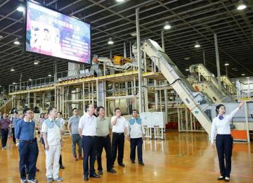 广西烟草工商开展2019年行业企业管理现场会首次联合演练