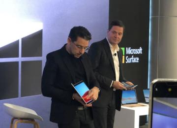 微软在华发布Surface Laptop 3/Pro 7,并推出新一代Surface商用版