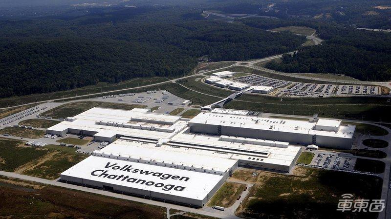 大众投资8亿美元改造美国工厂,将会主要用来生产电动汽车