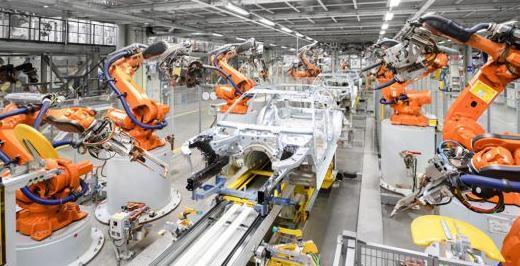 德国库卡、瑞士ABB、日本安川以加大在中国机器人市场的布局