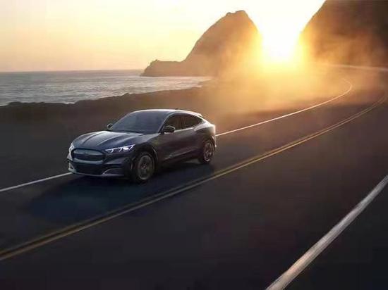 福特发布纯电动SUV车野马Mustang Mach-E