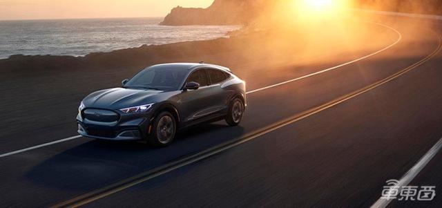 福特汽车发布首款纯电动SUV Mustang Mach-E,售价4.4万美元起