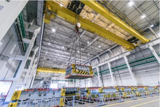 长城汽车在俄罗斯图拉投资5亿美元打造的世界级工厂