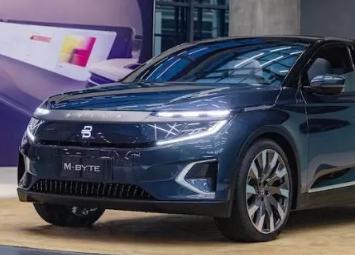 拜腾汽车即将完成C轮融资,旗下PVS版车型也将于明年正式量产