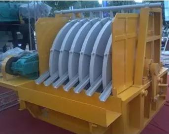 国内盘式尾矿回收磁选机现状与应用发展前景