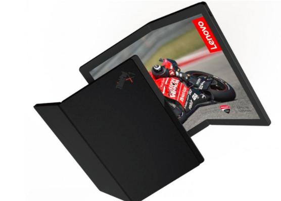 联想可折叠笔记本发布