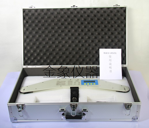 绳索拉力测量仪 钢结构预应力钢索索力检测仪 铁塔拉线张力测试仪
