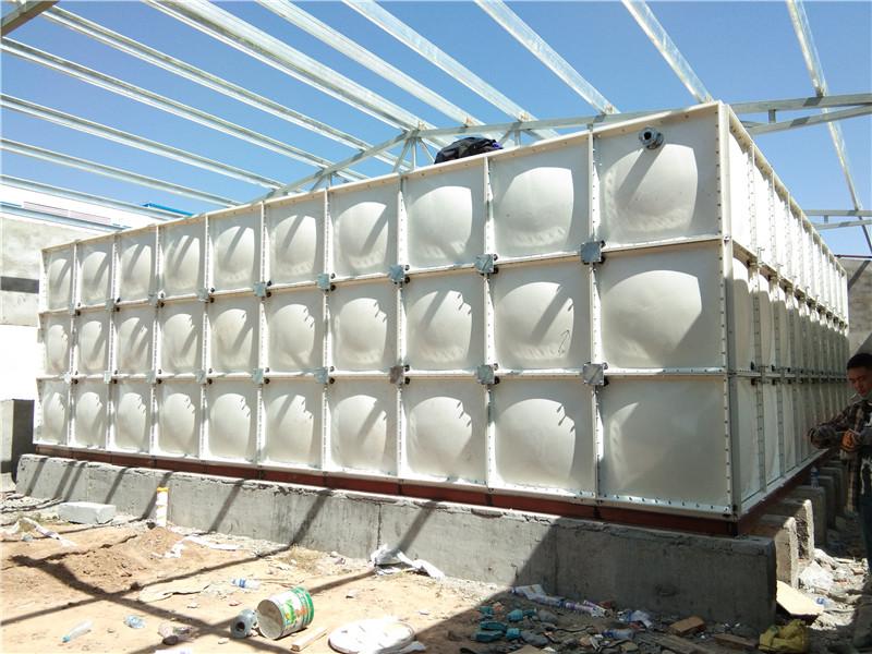 浙江玻璃钢水箱价格 玻璃钢保温水箱