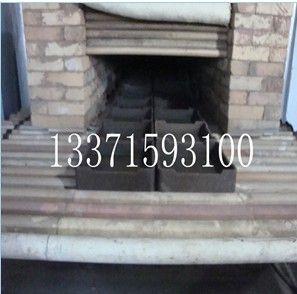 烧制玻璃瓦 下巴 氧化铝燃气辊道窑炉