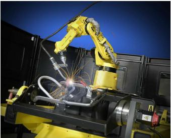 机器人焊接和手工焊技术咨询