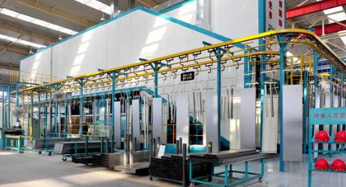 金属加工生产线设计