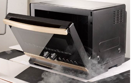 蒸汽烤箱、蒸汽微波炉的实现方式