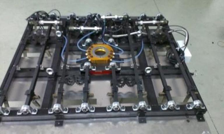 吴玉禄机器人电路控制板图片