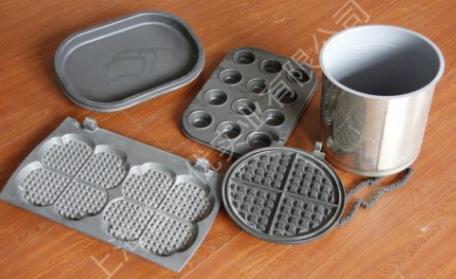 糕点模具特氟龙喷涂加工——食品机械厨具系列